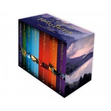 J. K. Rowling | Harry Potter Boxed Set of 7 Books