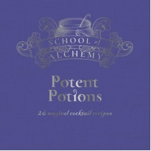 School of Alchemy: Potent Potions Recipe Book BOOKIH01
