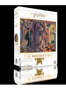 Пъзел Хари Потър Хитроумната Карта 1000 Парчета