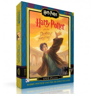 Jigsaw Puzzle Harry Potter and the Deathly Hallows 1000 Pieces
