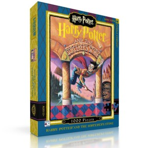 Jigsaw Puzzle Harry Potter and Sorcerer's stone 1000 Pieces