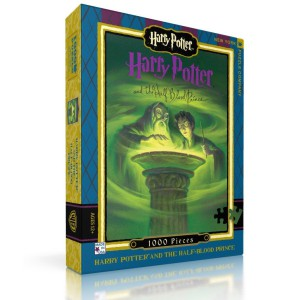 Jigsaw Puzzle Harry and Potter Half -blood Prince 1000 Pieces