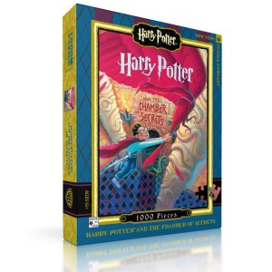 Jigsaw Puzzle Harry Potter and the Chamber of Secrets 1000 Pieces