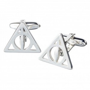 Cufflinks Harry Potter Deathly Hallows