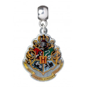 Harry Potter Hogwarts Crest Slider Charm