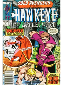 Comics 1988-04 Solo Avengers - Hawkeye 5
