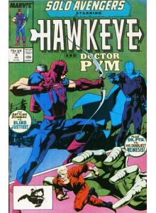 Comics 1988-07 Solo Avengers - Hawkeye 8
