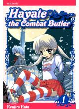 Manga l Hayate The Combat Butler vol.01