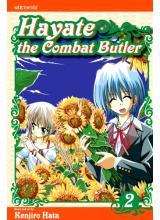 Manga l Hayate The Combat Butler vol.02