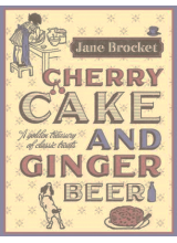 Jane Brocket | Cherry cake and ginger beer