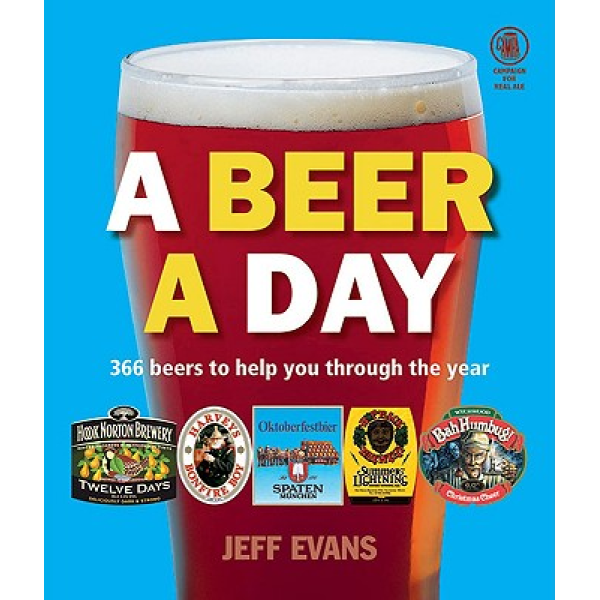 Jeff Evans | A beer a day 1