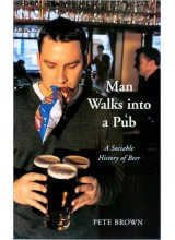 Pete Brown | Man walks into a pub