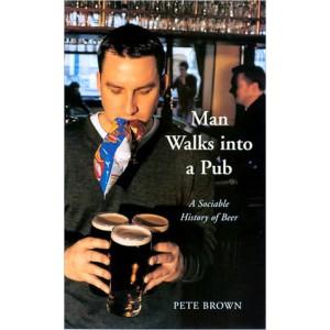 Pete Brown   Man walks into a pub