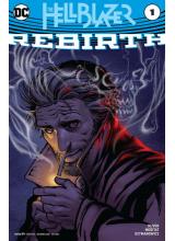 Комикс 2016-09 Hellblazer Rebirth 1 Variant Cover