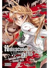 Манга | Highschool of the Dead vol.01