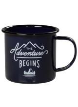 """Емайлирано канче GEN082 """"The Adventure Begins"""""""