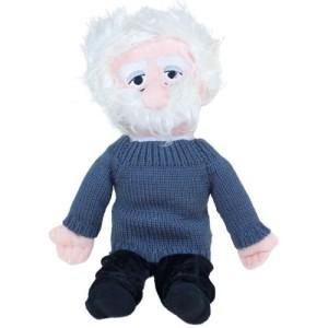 Колекционерска мека кукла - Айнщайн