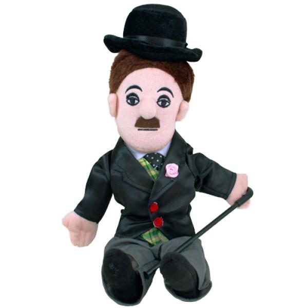 Unemployed Philosophers Guild - Колекционерска мека кукла - Чарли Чаплин  1