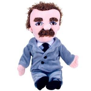 Колекционерска мека кукла - Фридрих Ницше