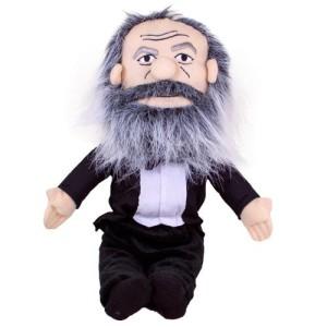 Колекционерска мека кукла - Карл Маркс