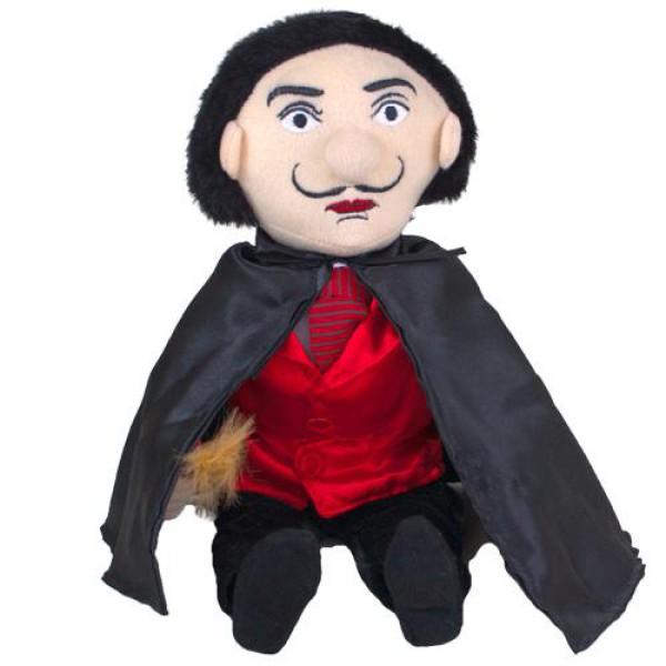 Unemployed Philosophers Guild - Колекционерска мека кукла - Салвадор Дали 1