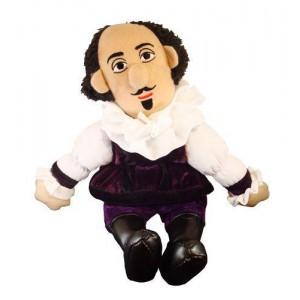 Колекционерска мека кукла - Шекспир