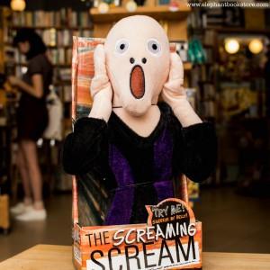 Колекционерска мека кукла - The Screaming Scream