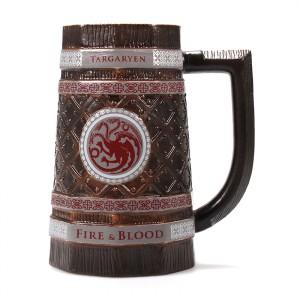 MUGSTGT04 Stein Mug Game of Thrones Targaryen