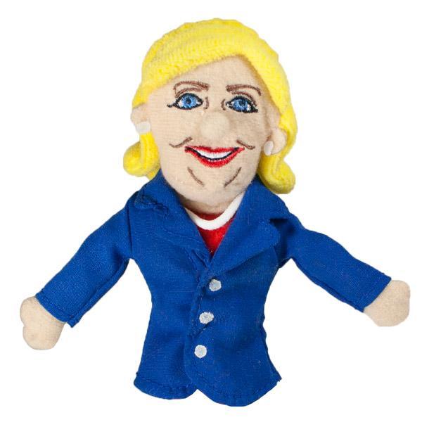 Магнитна Кукла Хилари Клинтън  1