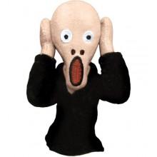 """Магнитна мъпет-кукла за пръст – """"Викът"""""""