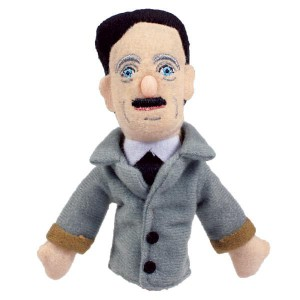 Finger Puppet George Orwell
