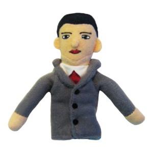 Магнитна мъпет-кукла за пръст – Франц Кафка