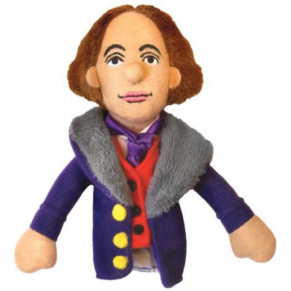 Магнитна мъпет-кукла за пръст – Оскар Уайлд  1