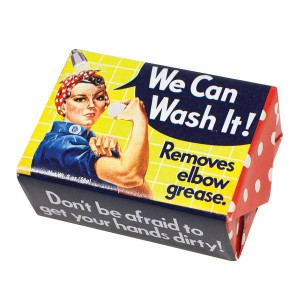 Soap Rosie We Can Do It