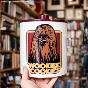 BISBSW01 Буркан за Бисквитки Чубака Wookiee Cookie