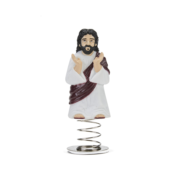 Archie McPhee - Bubblehead Исус за Табло  1
