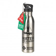 Бутилка за Вода Silver THIRST EXTINGUISHER