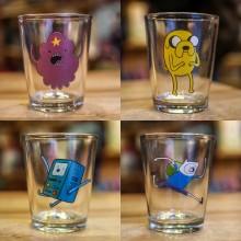 Чаши за Шотове Аdventure Time