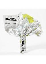 Джобна непромокаема карта Истанбул