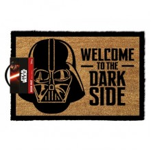 Изтривалка за врата Welcome to the Dark Side