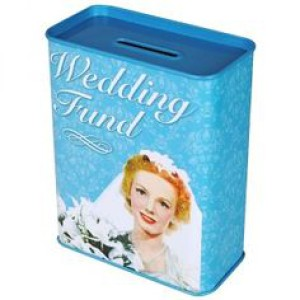Money Box WEDDING FUND