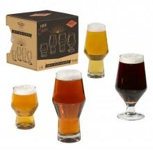 Комплект 4 Чаши за Бира GEN152