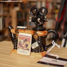 Малък Чайник Movie Basket за Една Чаша