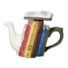 Малък Керамичен чайник Поезия за Една Чаша