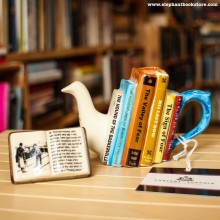 Малък Керамичен чайник Шерлок Холмс за Една Чаша