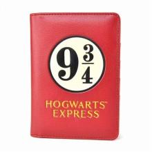 PHHP01 Портфейл за Паспорт Хари Потър Перон 9¾