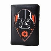 PHSW01 Портфейл за Паспорт Star Wars Darth Vader