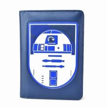 PHSW02 Портфейл за Паспорт Star Wars R2D2