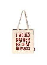 SHPRHP06 Памучна Торба Хари Потър I Would Rather be at Hogwarts