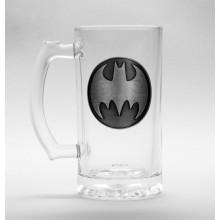 Стъклена Чаша - Халба Batman Logo DC Comics